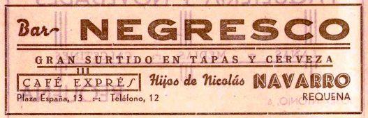 Bares - 1939-09-00 Bar Negresco en Programa Feria y Fiestas.jpg