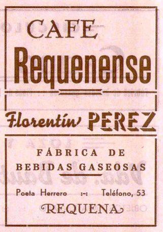 Bares - 1939-09-00 Café Requenense en Programa Feria y Fiestas.jpg