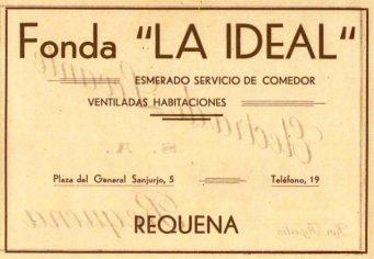 Bares - 1939-09-00 Fonda La Ideal en Programa Feria y Fiestas.jpg