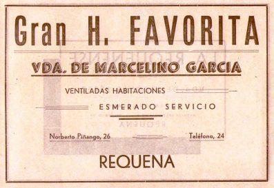Bares - 1939-09-00 Gran Hotel Favorita en Programa Feria y Fiestas.jpg