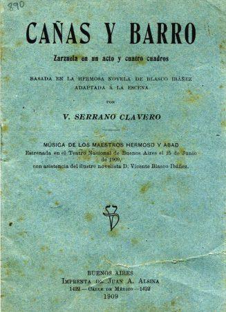 VSC - Cañas y Barro (portada 1909).jpg