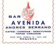Bares - 1957-08-00 Bar Avenida en Programa Feria y Fiestas.jpg