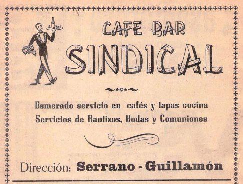 Bares - 1964-04-00 Café Bar Sindical en El Trullo.jpg