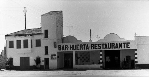 Bares - 1966-05-13 MGC Bar Restaurante Huerta (fachada).jpg