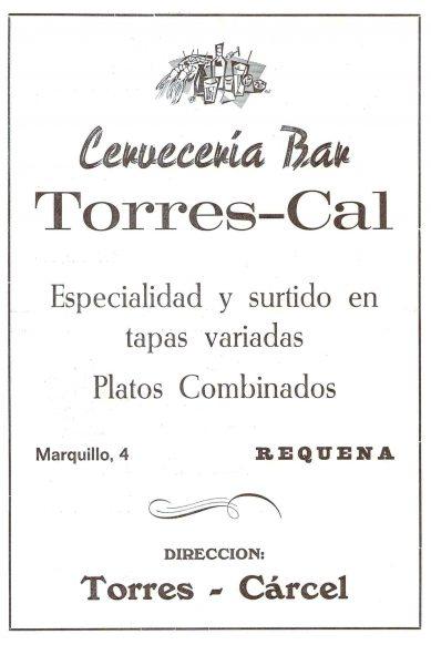 Bares - 1970-02-00 Cervecería Bar Torrescal en El Trullo.jpg