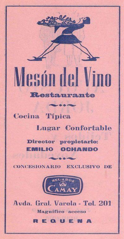Bares - Mesón del Vino en El Trullo 1962-07.jpg