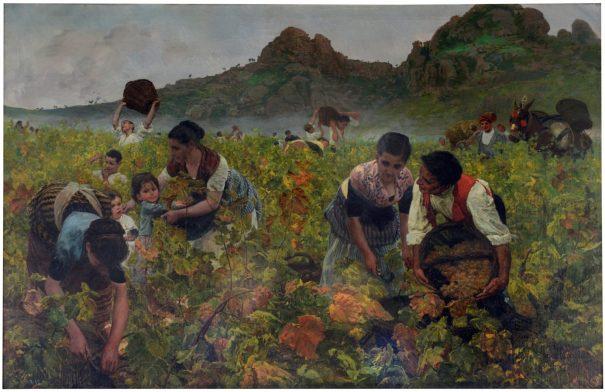La vendimia (Juan Planella y Rodríguez) 1881 (El Prado).jpg