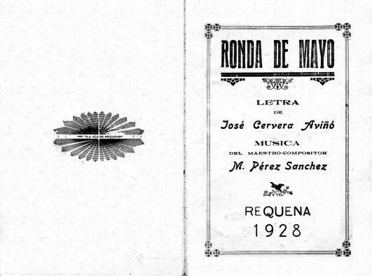 Ronda de Mayo 1928 - Portada.jpg