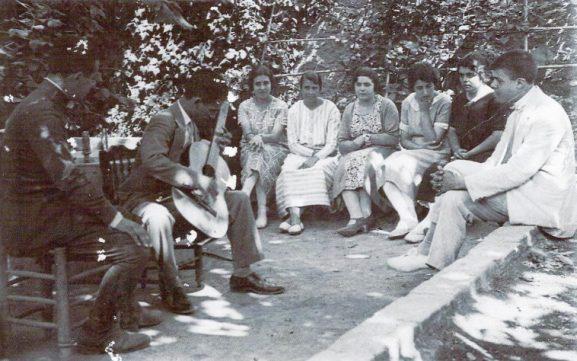 Acción de la Sociedad La Unión Musical Requenense (01-11-1921) reverso.jpg